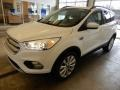 2019 Oxford White Ford Escape SEL 4WD  photo #5