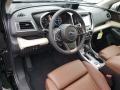 2019 Subaru Ascent Java Brown Interior Interior Photo