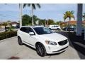 Crystal White Pearl 2016 Volvo XC60 T5 Drive-E