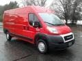 2019 ProMaster 2500 High Roof Cargo Van Flame Red