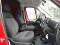 Front Seat of 2019 ProMaster 2500 High Roof Cargo Van