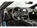2019 BMW 8 Series Black Interior Dashboard Photo