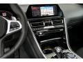 2019 BMW 8 Series Black Interior Controls Photo