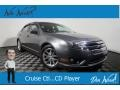 Sterling Grey Metallic 2012 Ford Fusion SEL V6