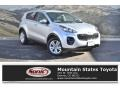 Sparkling Silver - Sportage LX AWD Photo No. 1