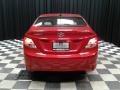 Boston Red - Accent SE Sedan Photo No. 7