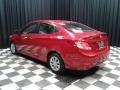 Boston Red - Accent SE Sedan Photo No. 8