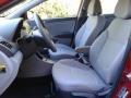 Boston Red - Accent SE Sedan Photo No. 10