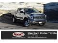 2019 Magnetic Gray Metallic Toyota Tundra SR5 CrewMax 4x4  photo #1