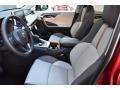 Front Seat of 2019 RAV4 Adventure AWD