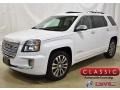 Summit White 2016 GMC Terrain Denali AWD
