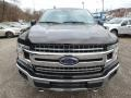2019 Magma Red Ford F150 XLT SuperCrew 4x4  photo #7