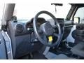 2009 Bright Silver Metallic Jeep Wrangler X 4x4  photo #10