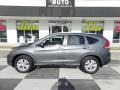 2014 Urban Titanium Metallic Honda CR-V EX-L  photo #1