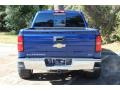 2014 Blue Topaz Metallic Chevrolet Silverado 1500 LTZ Crew Cab  photo #4
