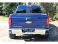 2014 Blue Topaz Metallic Chevrolet Silverado 1500 LTZ Crew Cab  photo #4