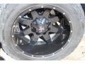2014 Blue Topaz Metallic Chevrolet Silverado 1500 LTZ Crew Cab  photo #7