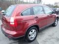 2007 Tango Red Pearl Honda CR-V LX 4WD  photo #6