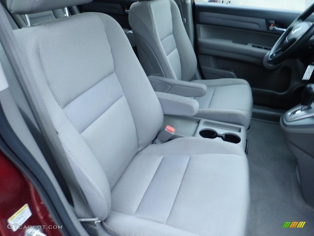2007 CR-V LX 4WD - Tango Red Pearl / Black photo #11