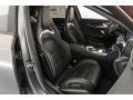 Front Seat of 2019 E AMG 63 S 4Matic Sedan