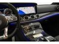 Controls of 2019 E AMG 63 S 4Matic Sedan