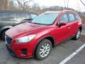 Soul Red Metallic 2016 Mazda CX-5 Sport AWD