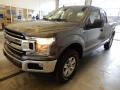 2019 Magnetic Ford F150 XLT SuperCab 4x4  photo #4