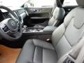 Front Seat of 2019 S60 T5 Momentum