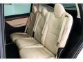 Rear Seat of 2017 Model X 75D