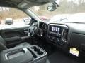 2018 Black Chevrolet Silverado 1500 LTZ Crew Cab 4x4  photo #11
