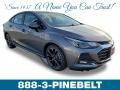 Satin Steel Gray Metallic - Cruze Premier Photo No. 1