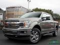 2019 Silver Spruce Ford F150 Lariat SuperCrew 4x4 #131125242