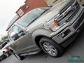 2019 Silver Spruce Ford F150 Lariat SuperCrew 4x4  photo #35