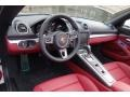 Dashboard of 2019 718 Boxster GTS