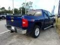 2013 Blue Topaz Metallic Chevrolet Silverado 1500 LT Crew Cab 4x4  photo #5