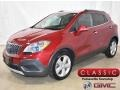 Winterberry Red Metallic 2016 Buick Encore