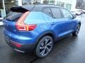 Bursting Blue Metallic - XC40 T5 R-Design AWD Photo No. 2
