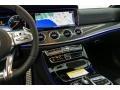 Controls of 2019 E 53 AMG 4Matic Cabriolet