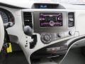 2011 Silver Sky Metallic Toyota Sienna LE  photo #41