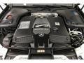 2019 E AMG 63 S 4Matic Sedan 4.0 Liter AMG biturbo DOHC 32-Valve VVT V8 Engine