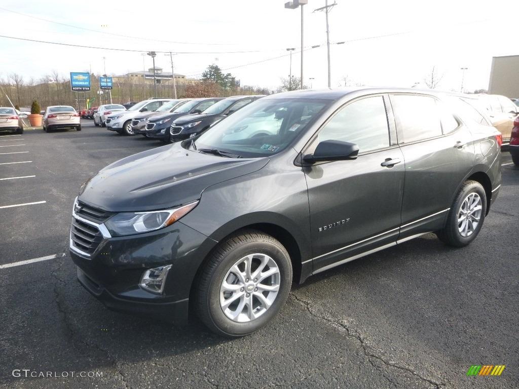 2019 Nightfall Gray Metallic Chevrolet Equinox LS #131201184