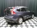 2012 Twilight Blue Metallic Honda CR-V EX-L  photo #6