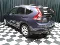 2012 Twilight Blue Metallic Honda CR-V EX-L  photo #8