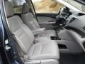 2012 Twilight Blue Metallic Honda CR-V EX-L  photo #14