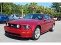 2006 Redfire Metallic Ford Mustang GT Premium Coupe  photo #11