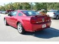 2006 Redfire Metallic Ford Mustang GT Premium Coupe  photo #16