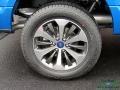2019 Velocity Blue Ford F150 XLT SuperCrew 4x4  photo #10