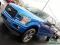 2019 Velocity Blue Ford F150 XLT SuperCrew 4x4  photo #31