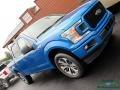 2019 Velocity Blue Ford F150 XLT SuperCrew 4x4  photo #32