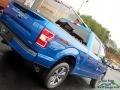 2019 Velocity Blue Ford F150 XLT SuperCrew 4x4  photo #33